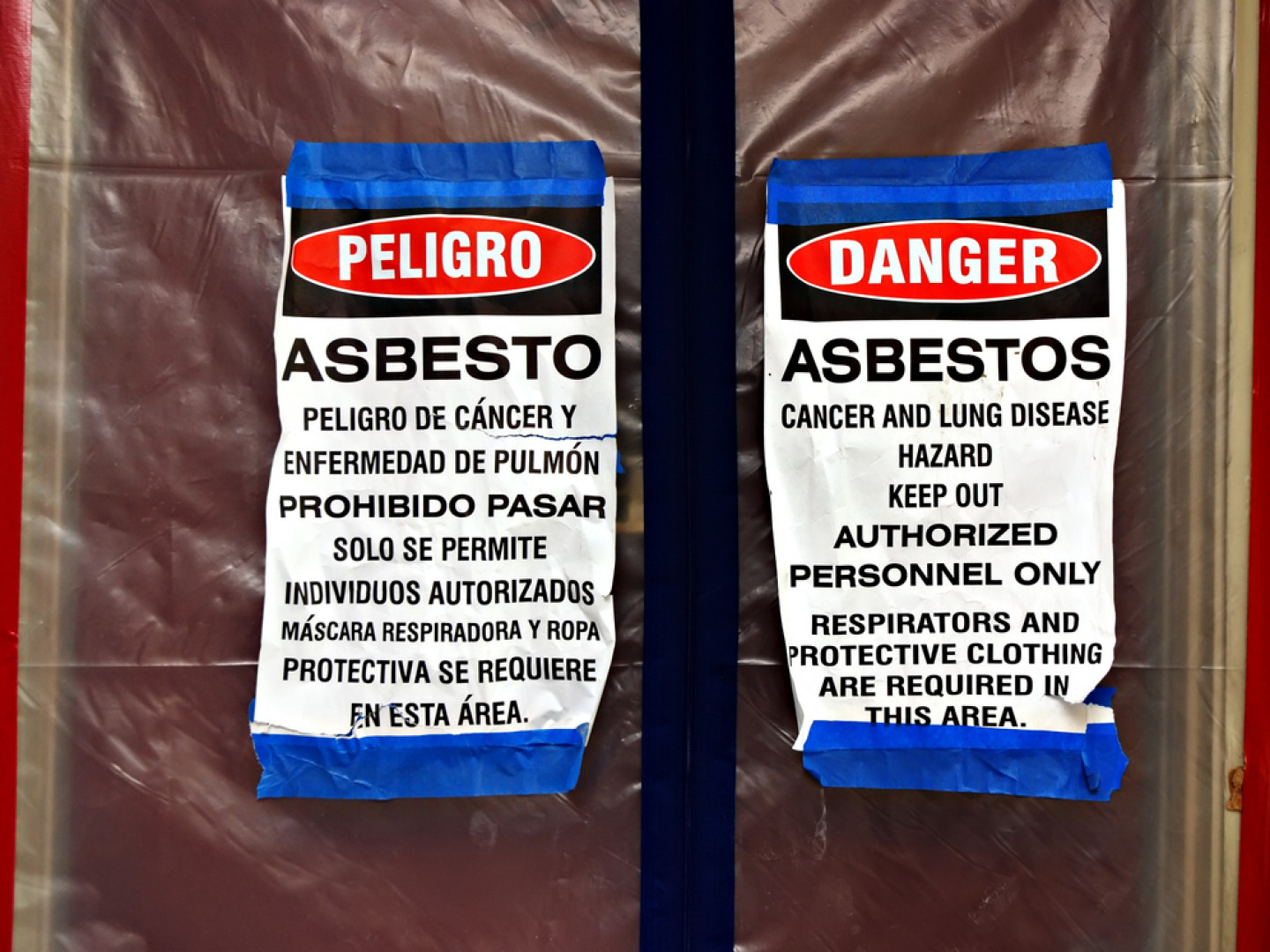 Eliminate the Asbestos in Your Walls